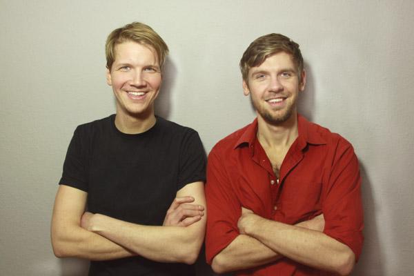 Sven und Martin