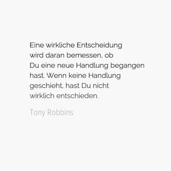 Die Besten Zitate Von Tony Robbins Psychologie Einfachde