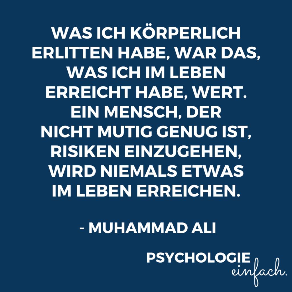 zitat muhammad ali